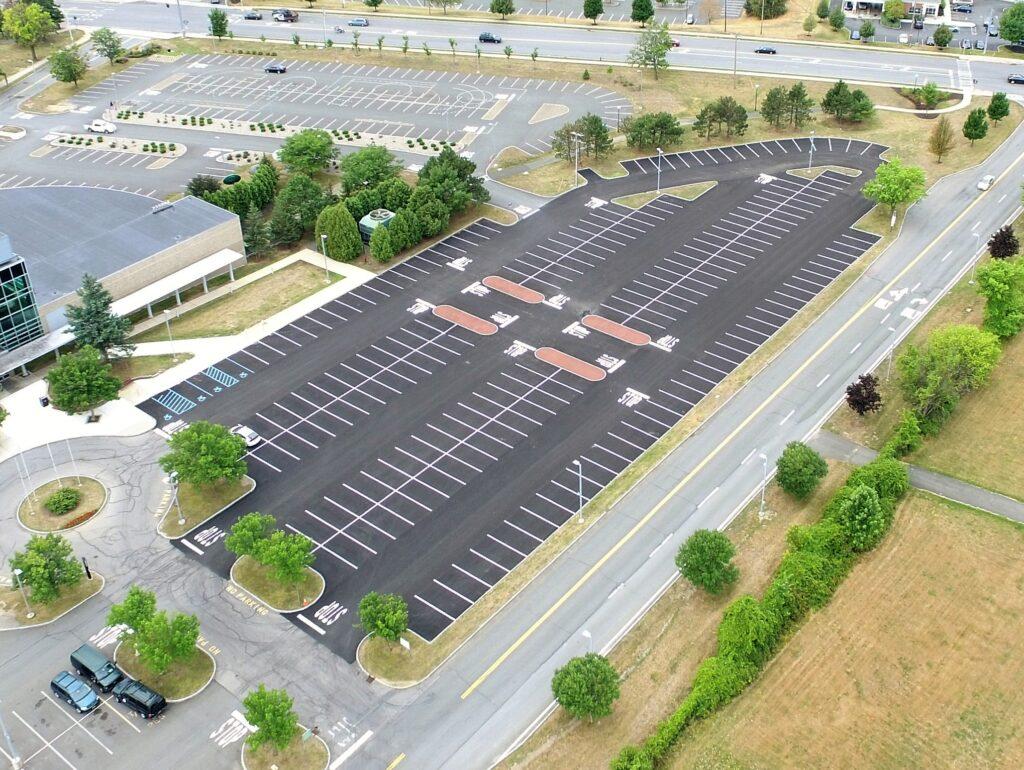 HVCC Parking Lot