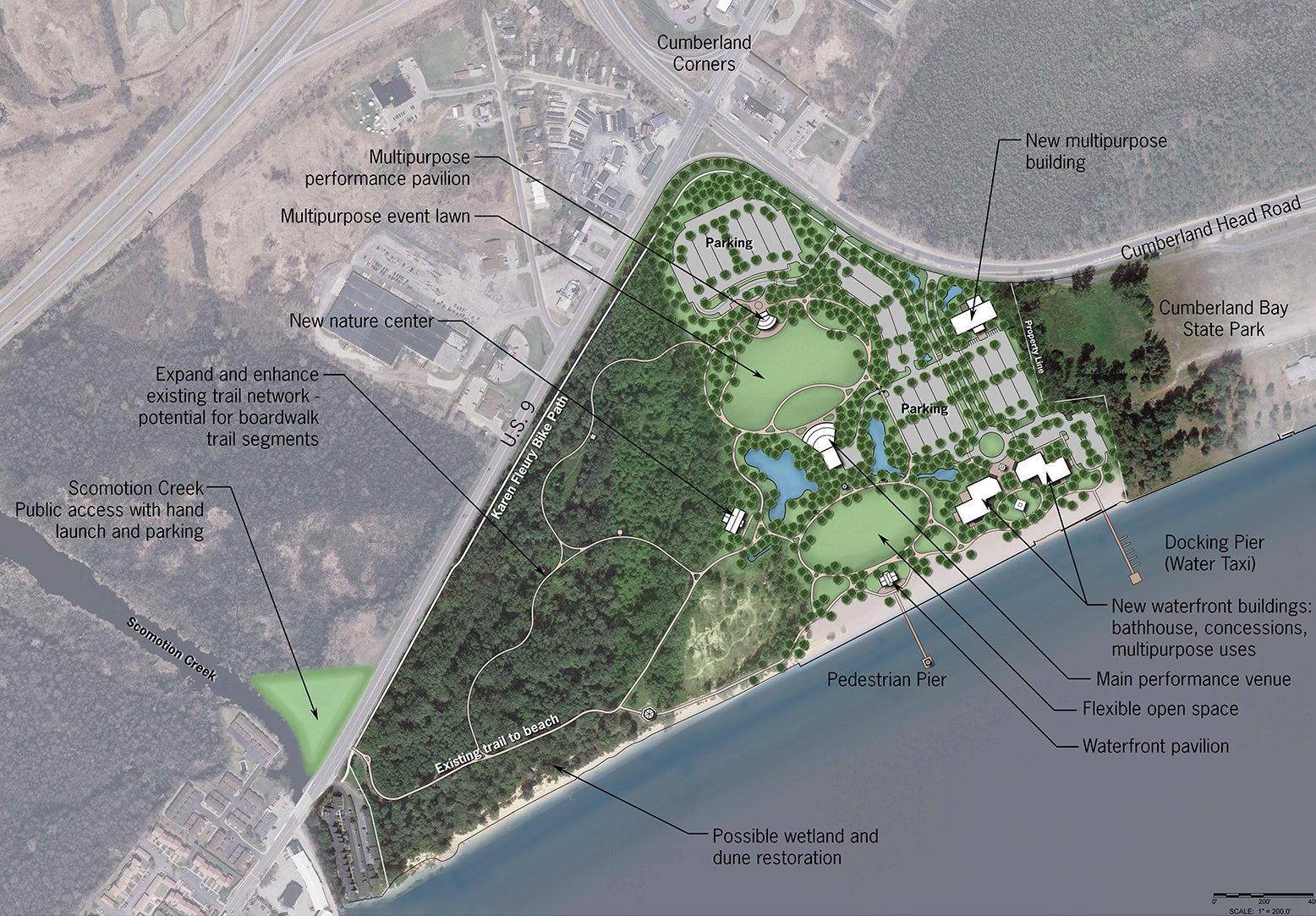 City Beach & Crete Center Waterfront Design & Feasibility