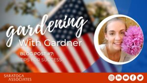 Gardening with Gardner: Tips for Success